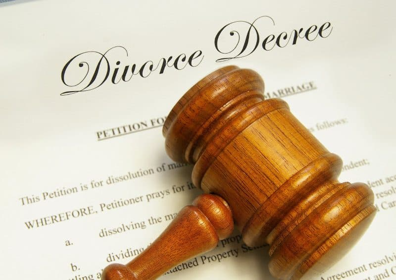 What Is A No-Fault Divorce?