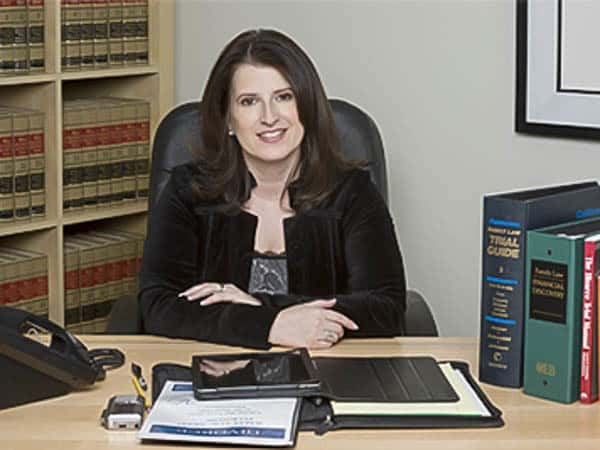 Lisa R. Zonder, Certified Family Law Specialist.